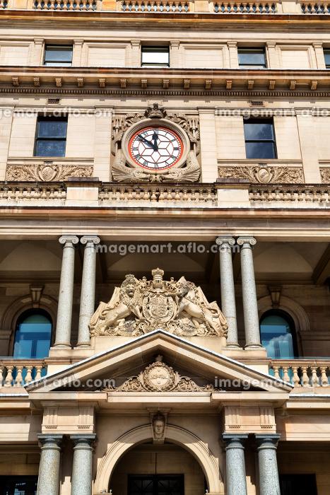 in australia sydney the antique clock tower