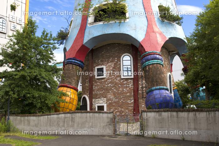 大阪舞洲のゴミ処理施設の販売画像