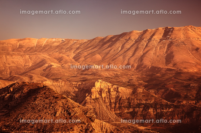 Beautiful desertic landscapeの販売画像