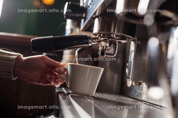 Espresso making machineの販売画像