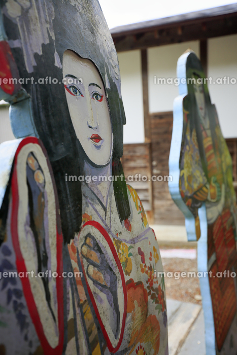 檜枝岐歌舞伎の販売画像