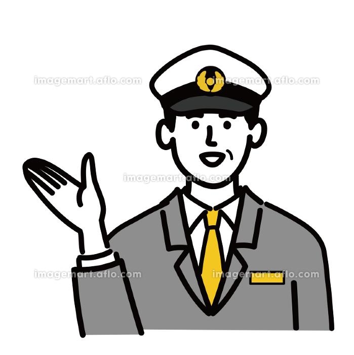 男性 若い バス タクシー 運転手 ベクター ポップ 提案 アドバイスの販売画像