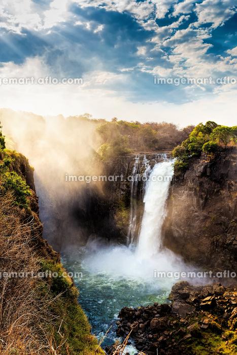 ヴィクトリアの滝の販売画像