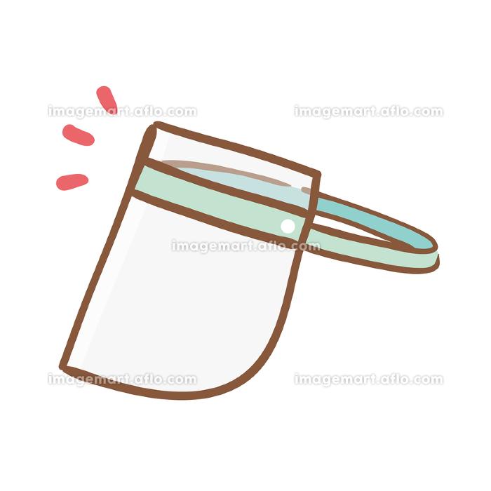 フェイスシールド 飛沫防止の販売画像