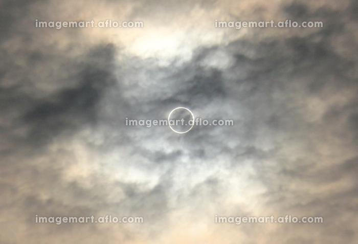 金環日食,Solareclipse,eclipse,日本,cloud,sky,outdoor,雲,空の販売画像