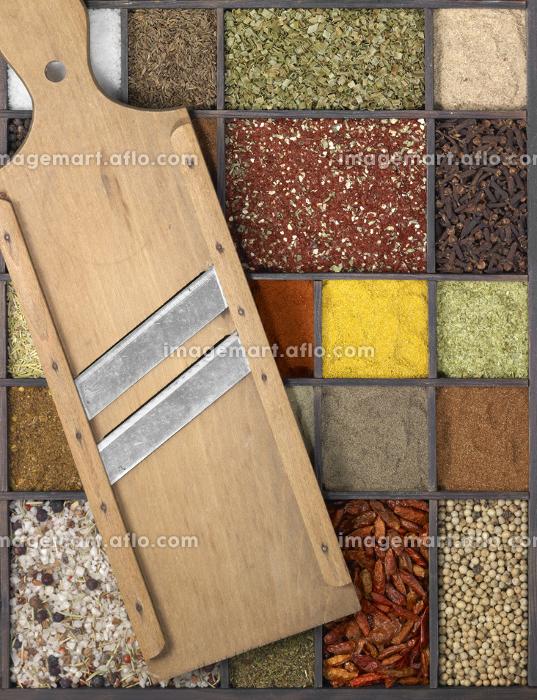 various spicesの販売画像