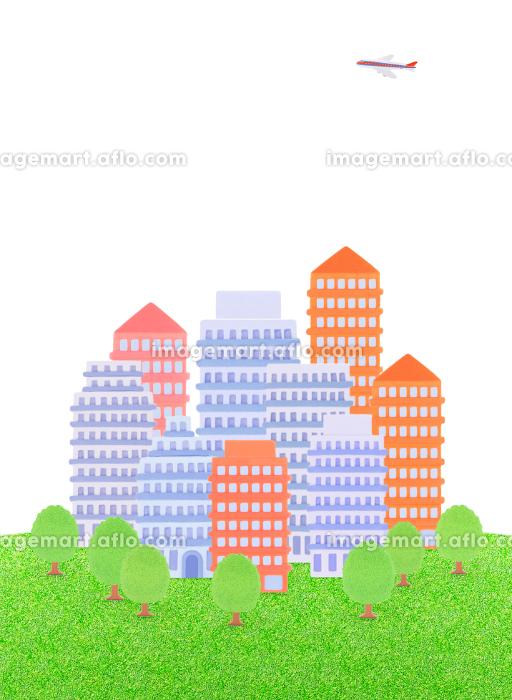 粘土の高層ビルの販売画像