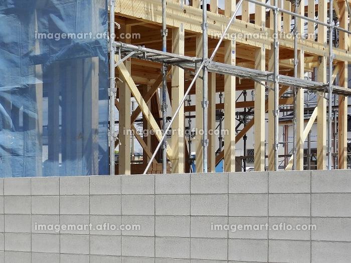 木造住宅新築工事の販売画像