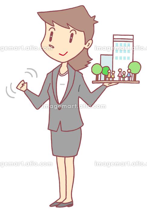 女性企業家の販売画像