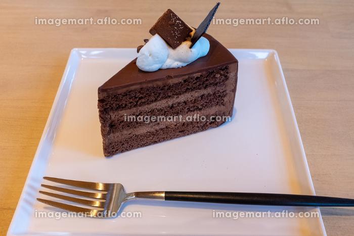 チョコレートケーキの販売画像