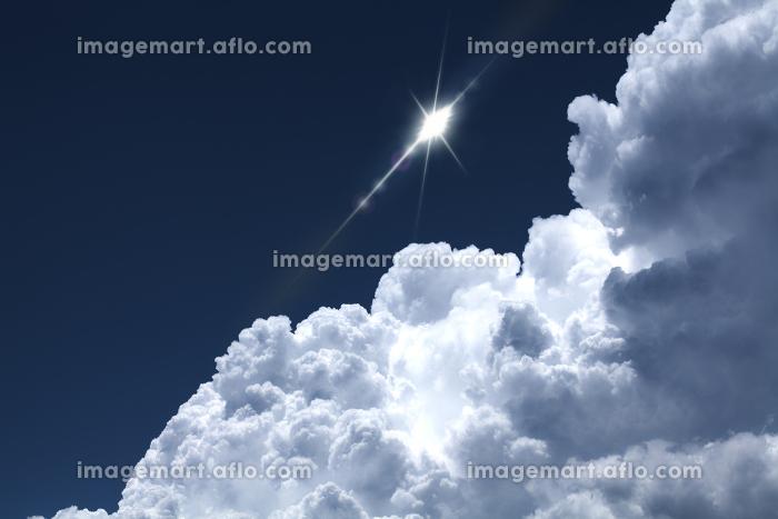 入道雲の販売画像