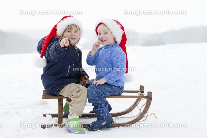 クリスマス 子供の販売画像