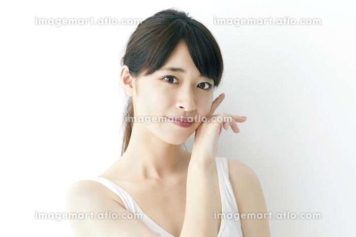 日本人女性のポートレートの販売画像