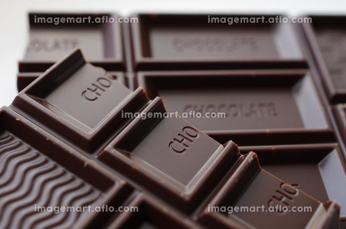 高カカオの板チョコの販売画像