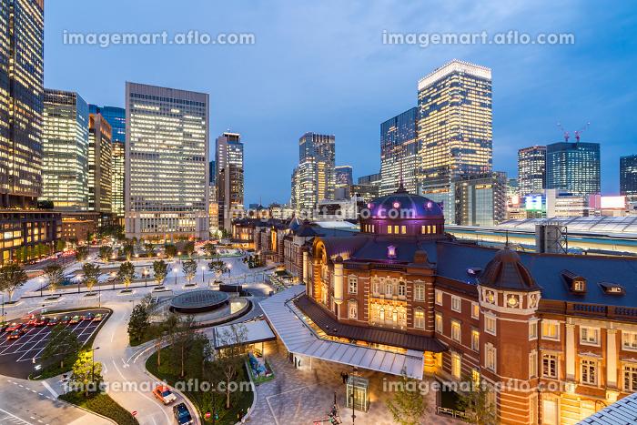 Tokyo Stationの販売画像