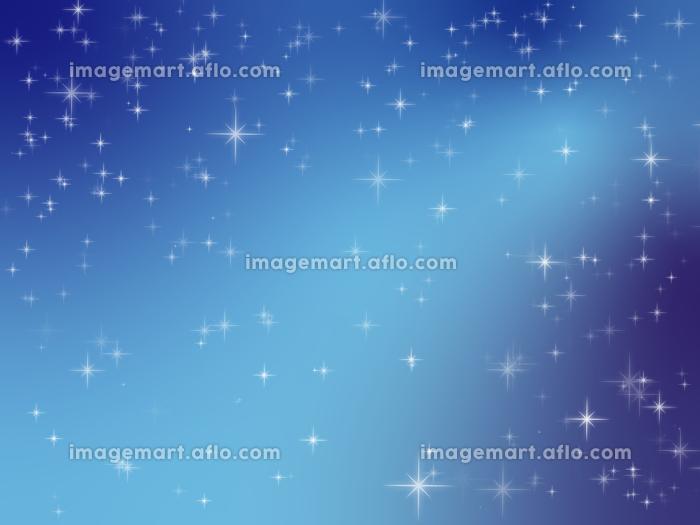 明るい星空の販売画像
