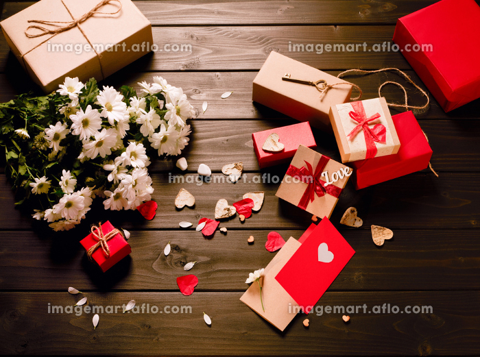 Gifts for Valentine's dayの販売画像