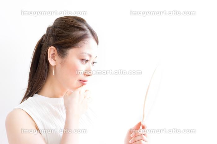 女性・スキンケア・日本人・アジア人の販売画像