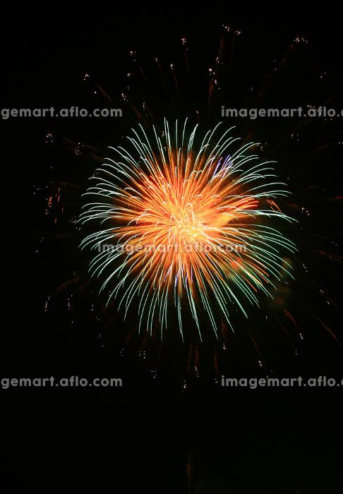 諏訪湖の花火大会の販売画像