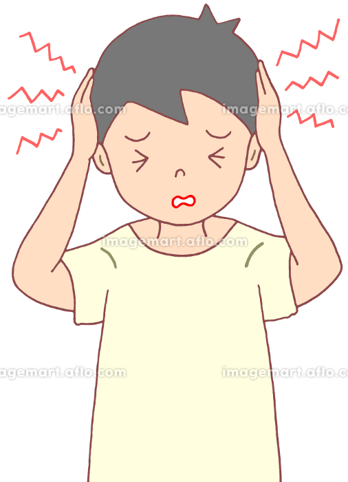 頭痛の販売画像