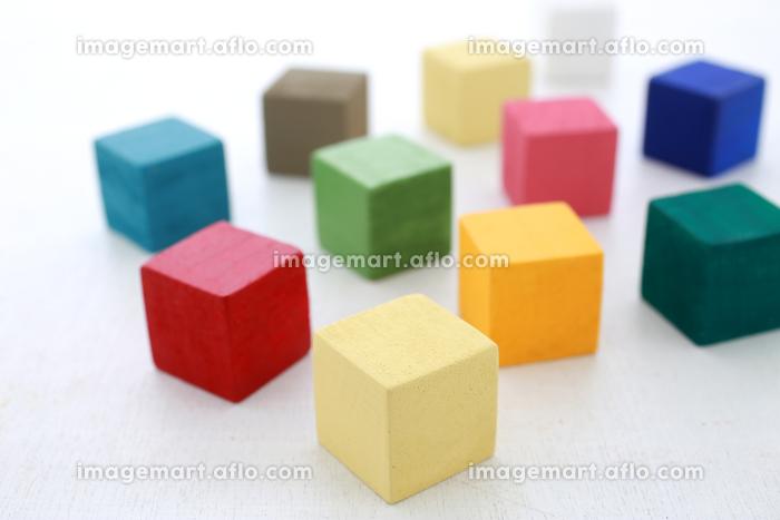 カラーブロックの販売画像