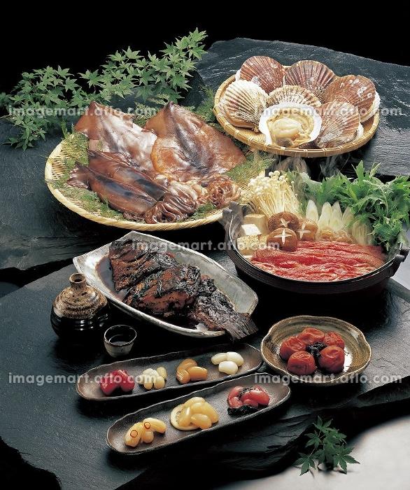 和の食卓の販売画像