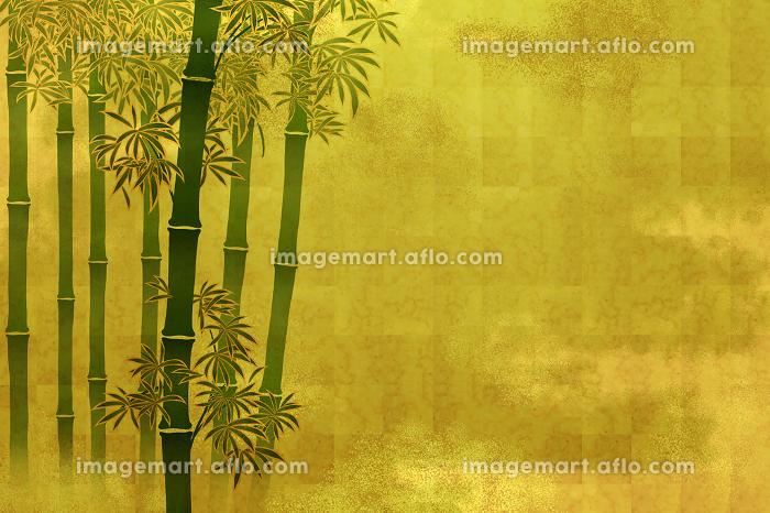 竹林 イラストの販売画像