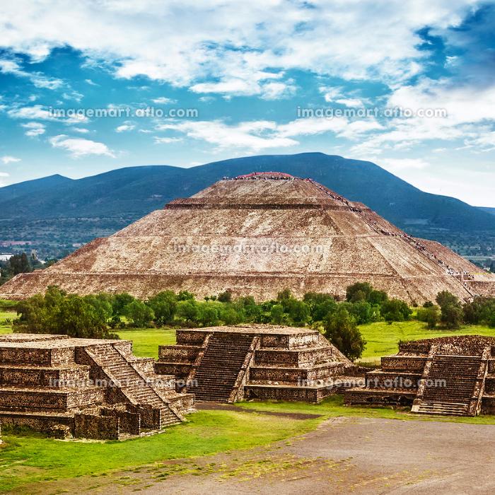 Pyramids of Mexico
