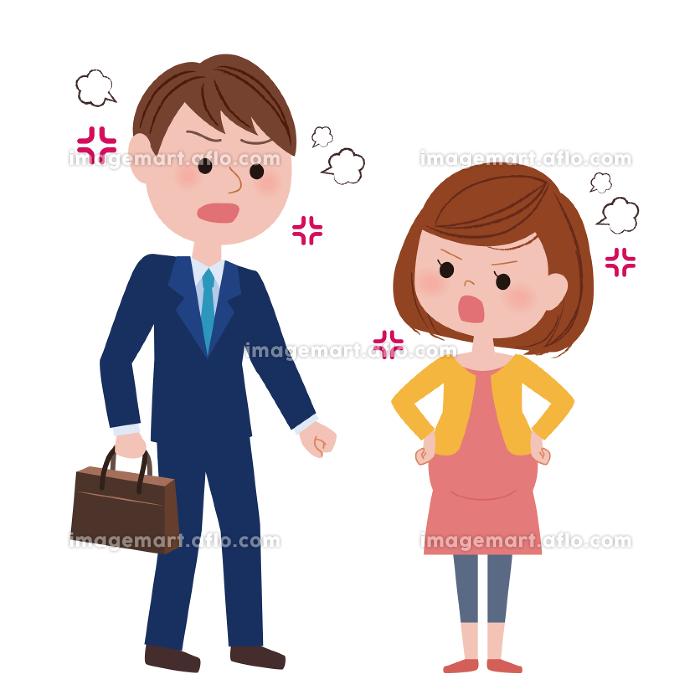 夫婦喧嘩の販売画像