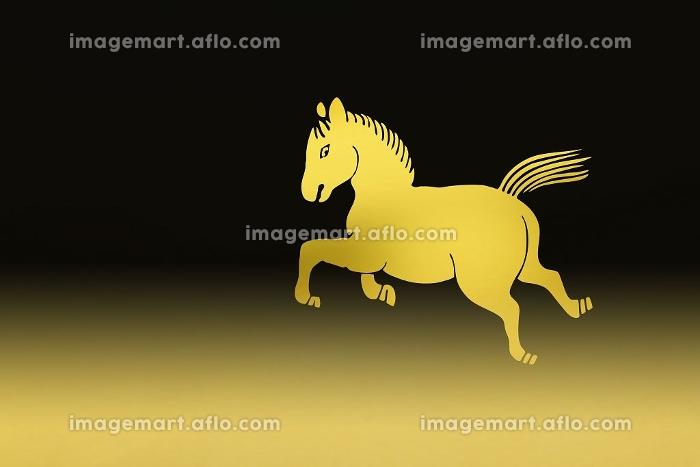 馬の販売画像