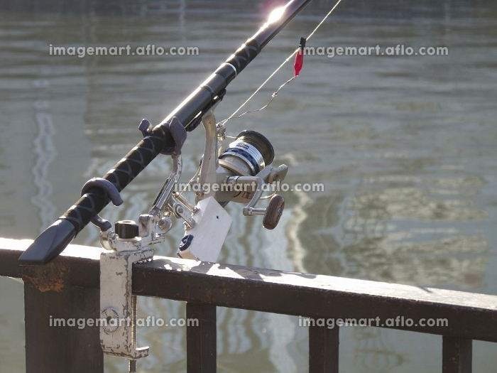 川釣りの釣り竿の販売画像