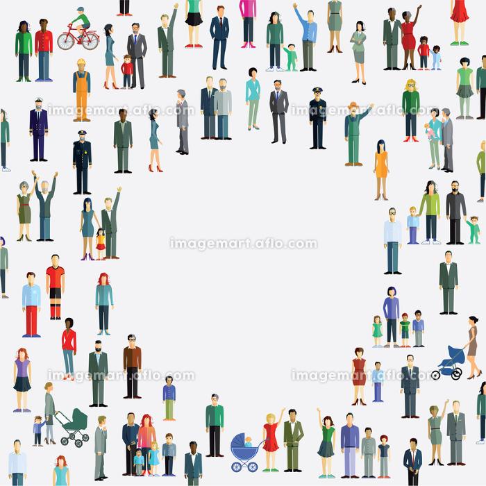 diversity of peopleの販売画像