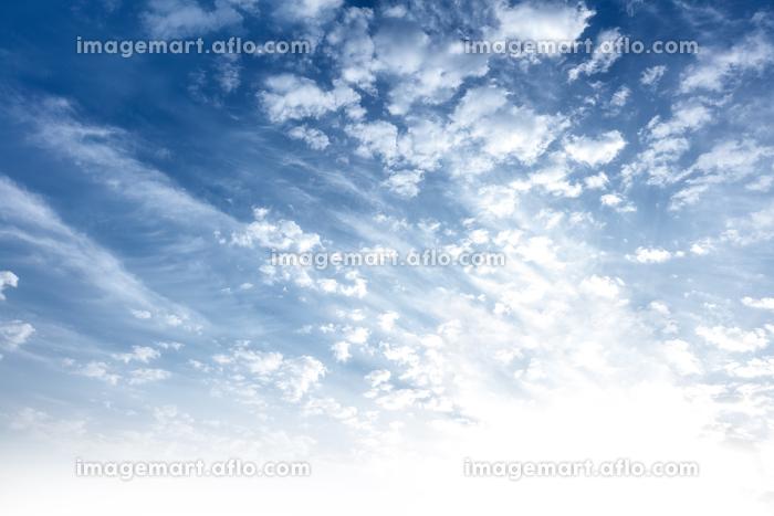 Beautiful sky backgroundの販売画像