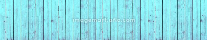 ミントグリーン色の木目の横長の背景画像の販売画像
