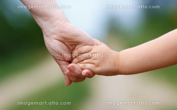 Women's and children's handsの販売画像