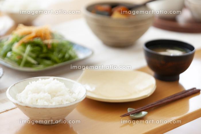 朝食の販売画像