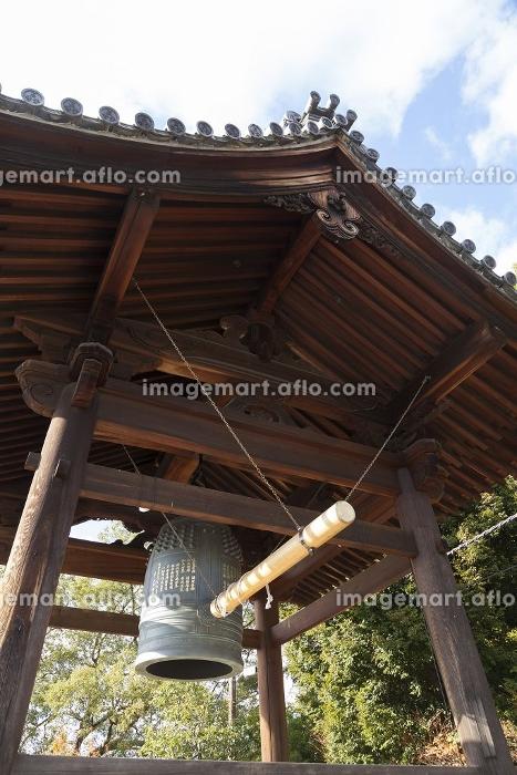 高台寺の鐘楼の販売画像