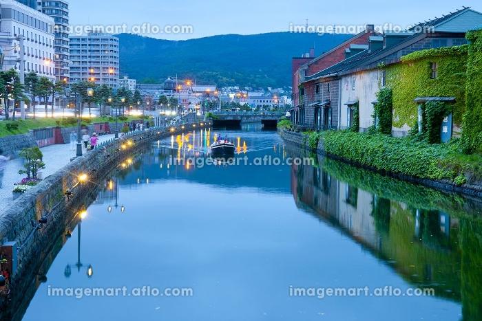 小樽運河の販売画像