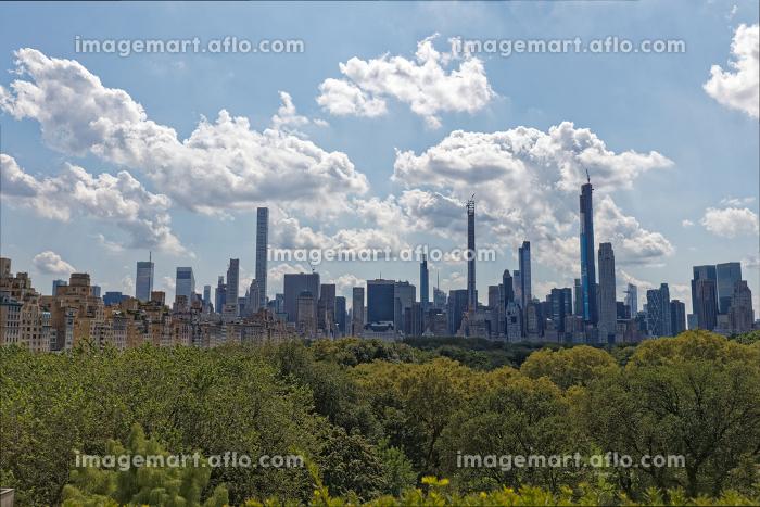 ニューヨーク マンハッタン スカイライン ミッドタウンの販売画像