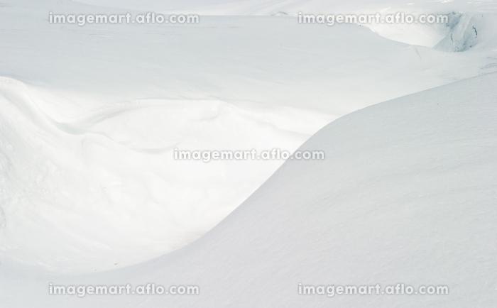 丘 冬 雪の販売画像