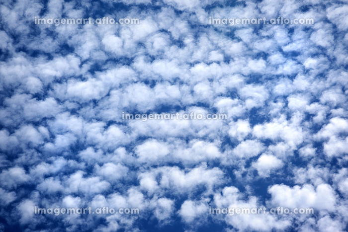 Blue cloudy skyの販売画像