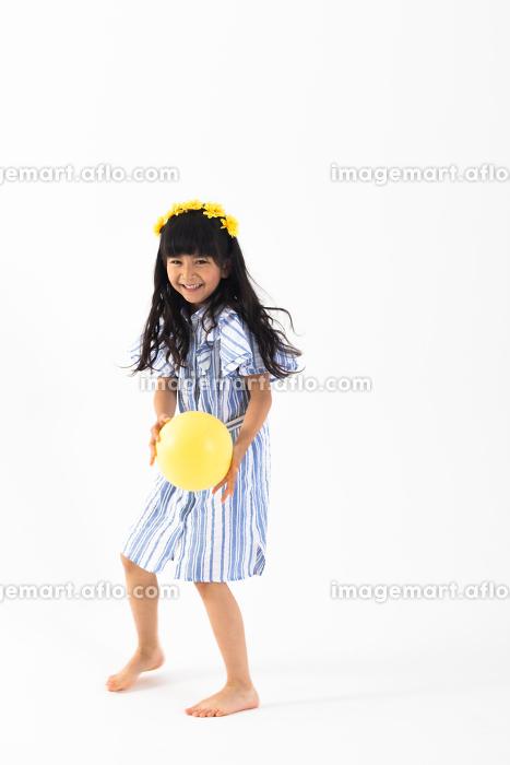女の子のポートレートの販売画像