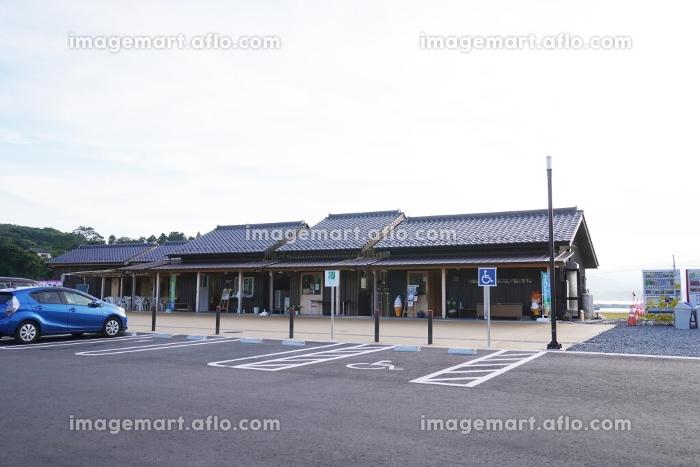 気仙沼大島フェリーターミナルの観光施設「野杜海」の販売画像