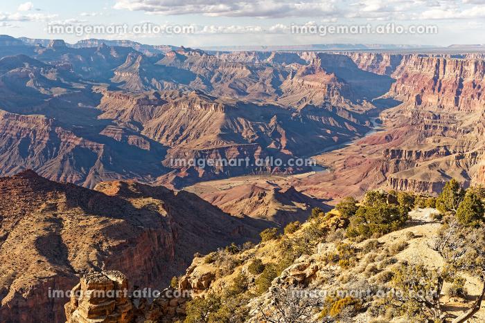 グランドキャニオン グランドサークル アリゾナ州 USAの販売画像