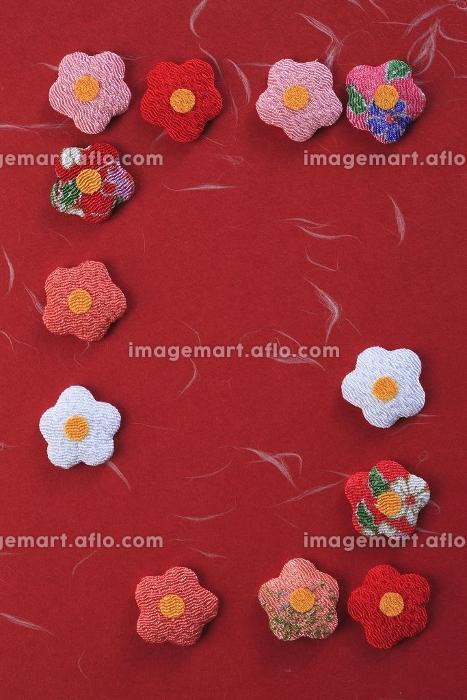 梅の飾り物