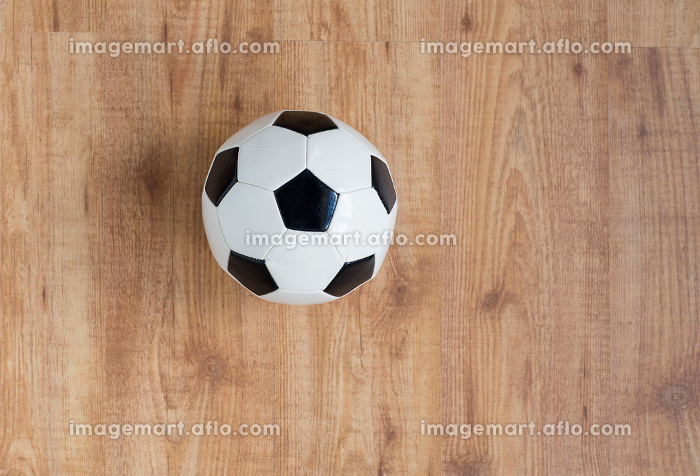 close up of football or soccer ballの販売画像