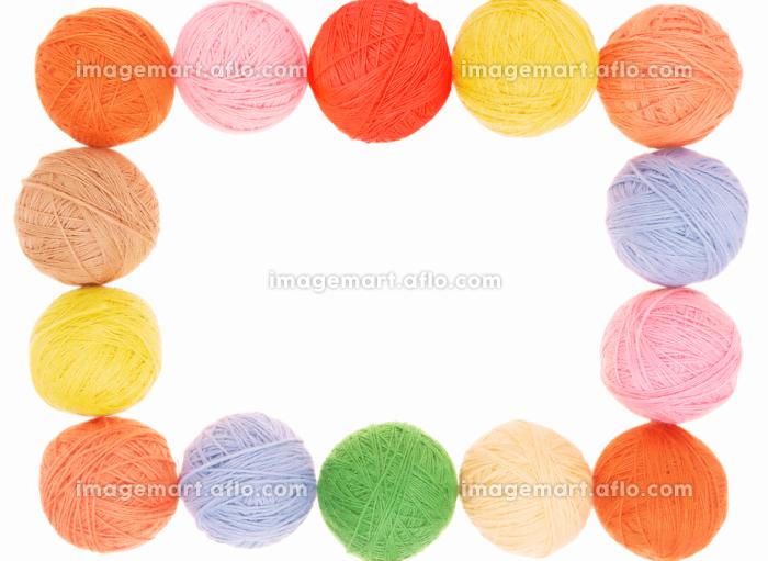 毛糸玉の販売画像