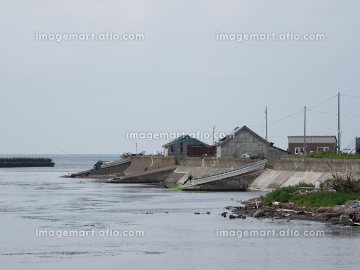 北海道 稚内の海の販売画像