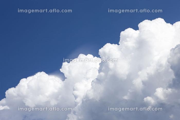 青空と雲の販売画像
