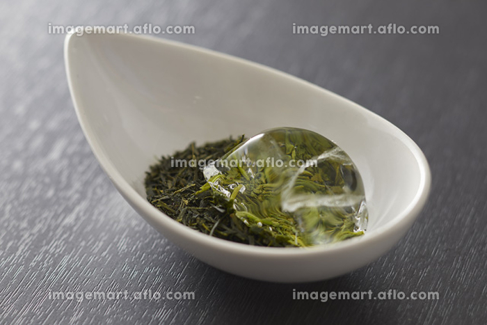 氷出し茶の販売画像